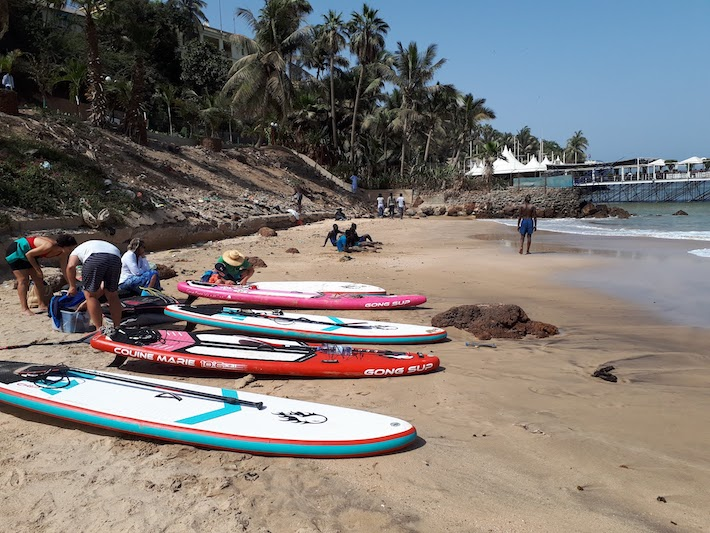 comparatif paddle Gong
